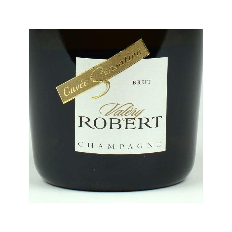 Champagne Robert - Cuvée Sensation brut