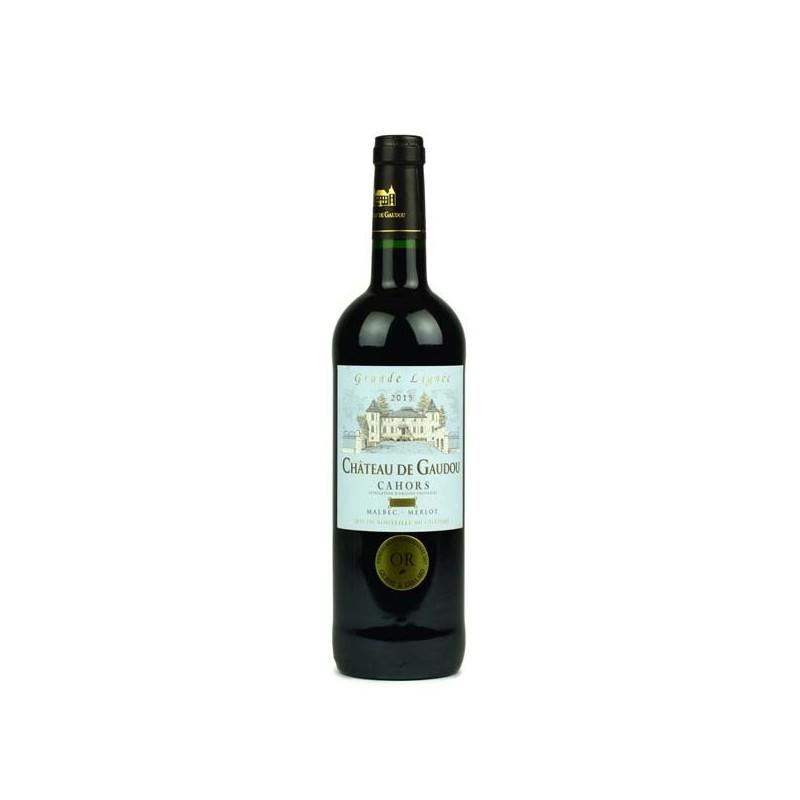 Château de Gaudou - vin de Cahors Grande Lignée 2015