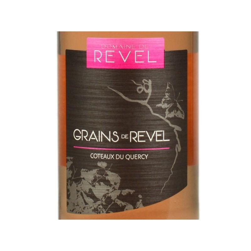 Grains de Revel rosé