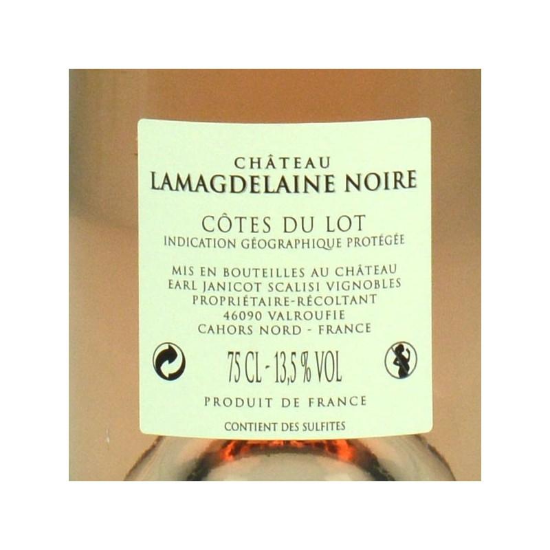 Lamagdelaine rosé - Malbec