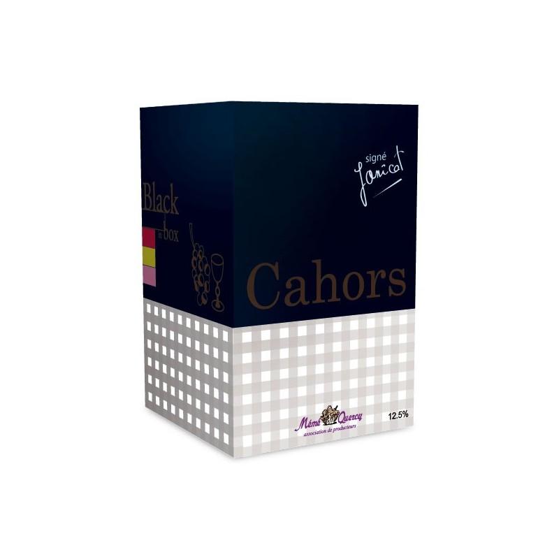 Fontaine à vin, BIB de Cahors - 10 L