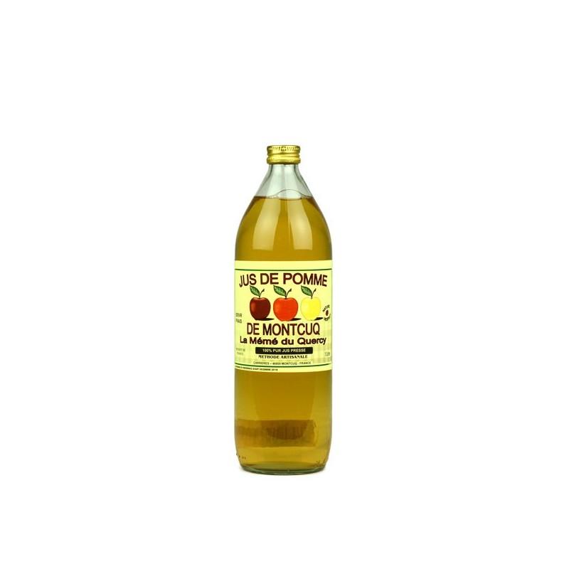 Jus de pomme de Montcuq - 1 L