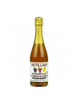 Pétillant raisin de Montcuq - 75 cl