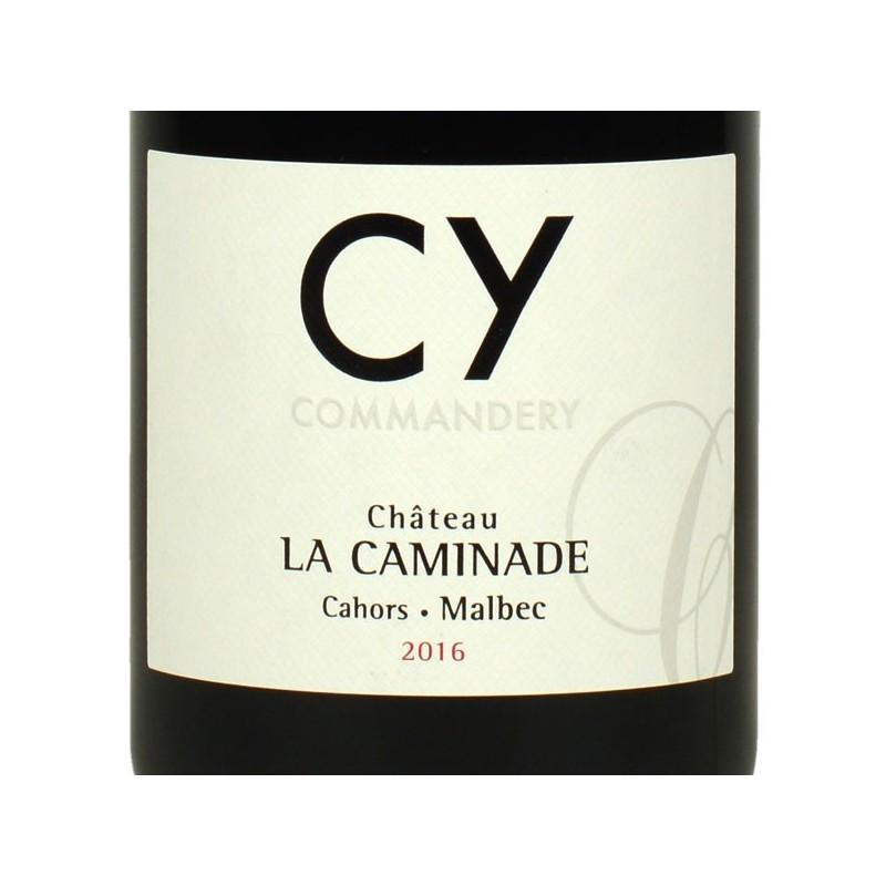 Château La Caminade - Commandery 2016