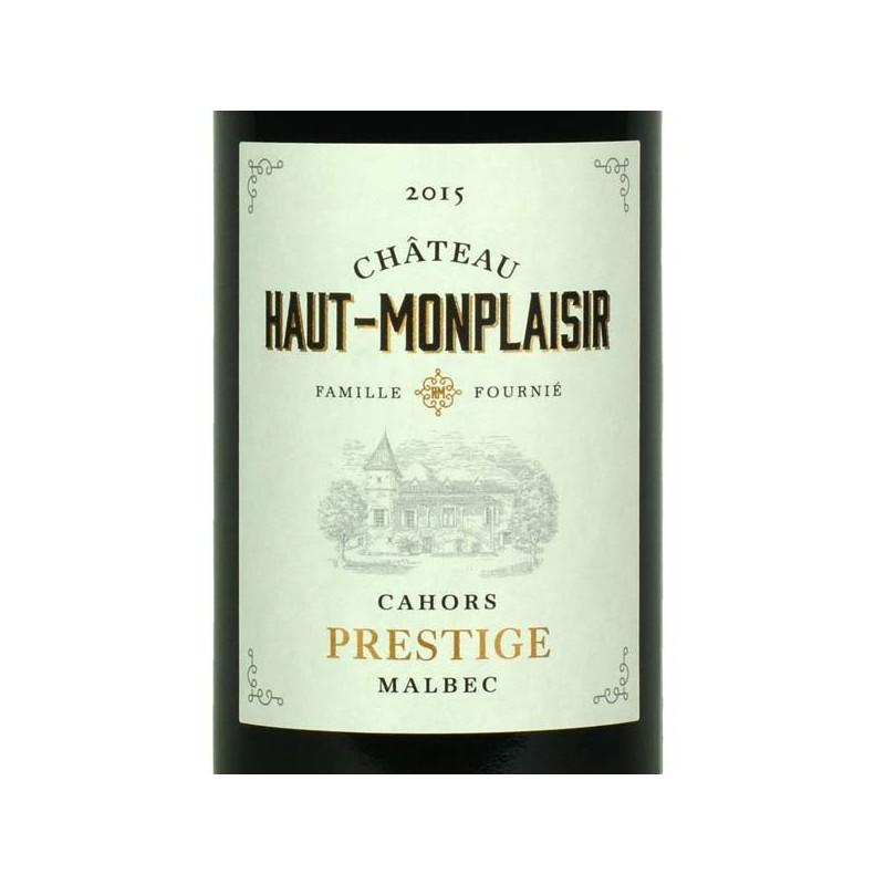 Château Haut-Monplaisir - Prestige 2015