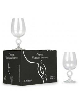 Les 6 verres neutres de Cahors